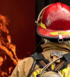 equipamiento para bomberos