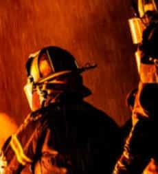 equipo contra incendio