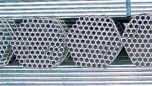 tuberia galvanizada