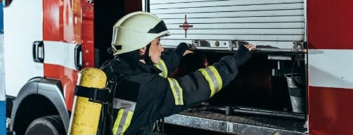 venta de equipo contra incendios